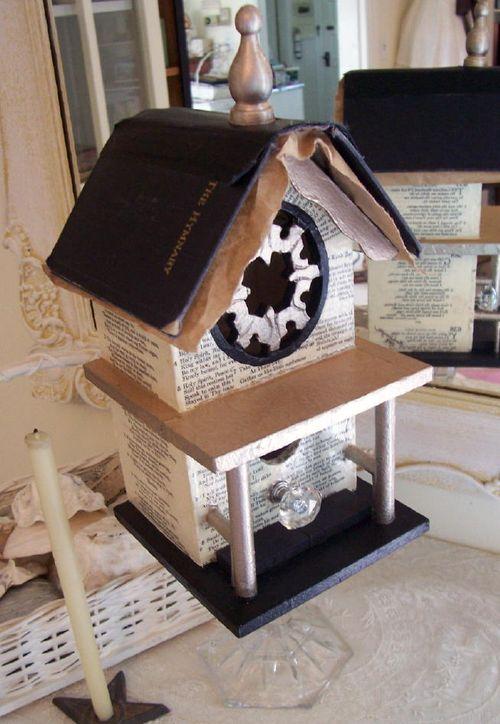Hymnary Birdhouse