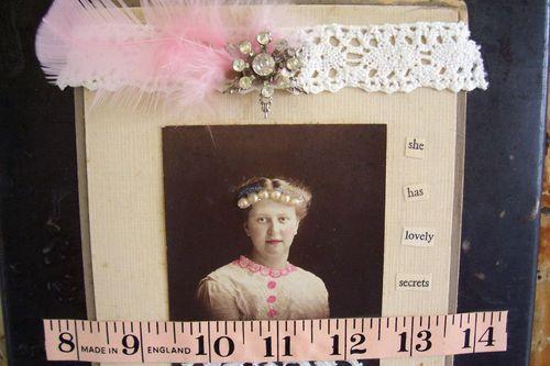 collage - she has lovely secrets...ssh